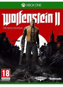 Wolfenstein 2 The New Colossus (Xbox One) £17.99 Delivered @ Newgrove Entertainments via eBay