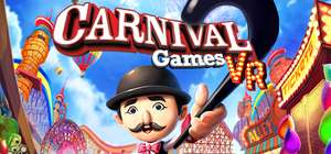Carnival Games® VR £3.99 @ Steam