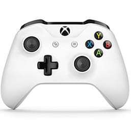 Xbox One White Wireless Controller + Rainbow Six Siege Digital Download - £49.99 @ GAME