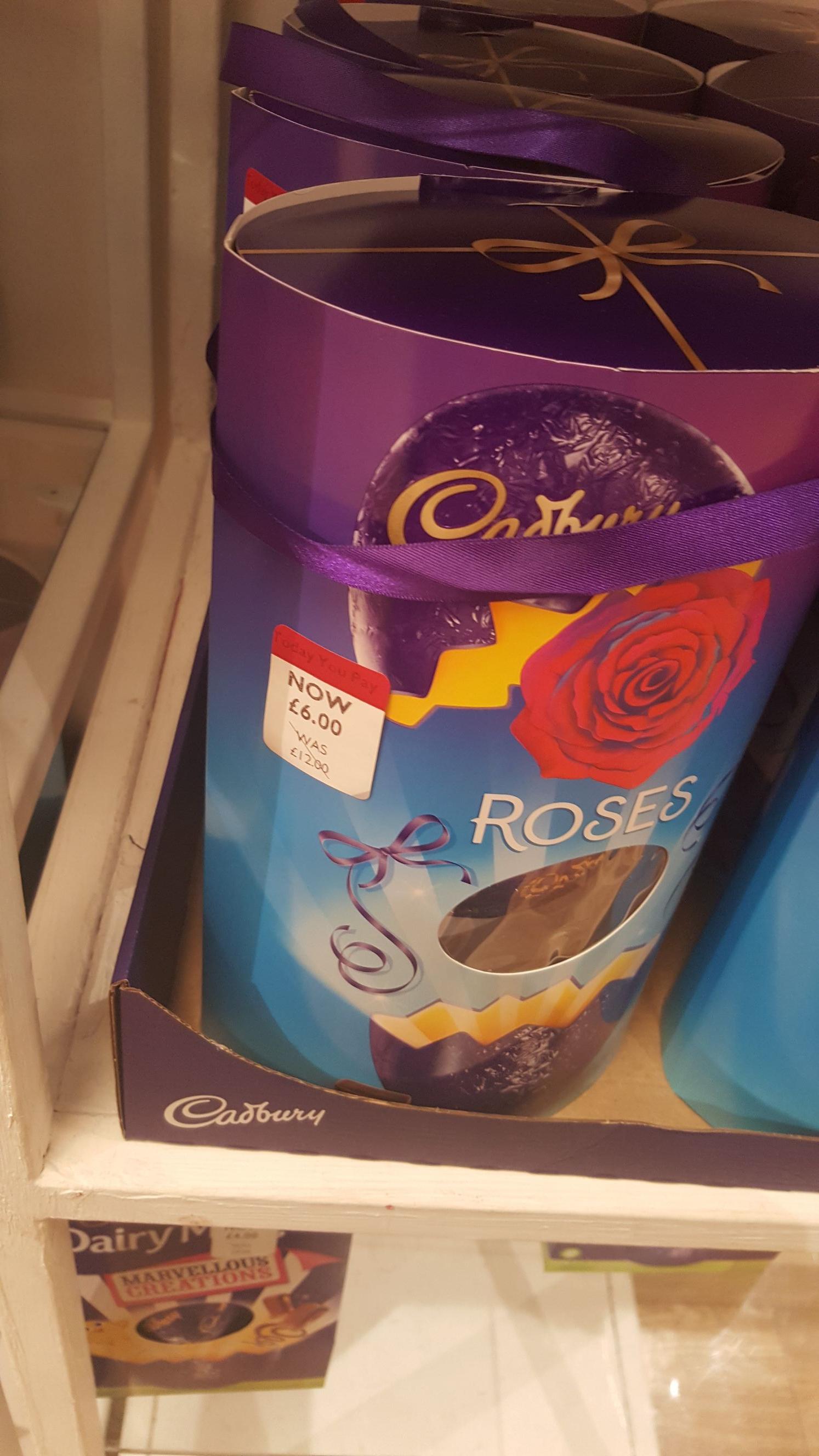 Easter Eggs Half Price instore at Debenhams (Trafford Centre)