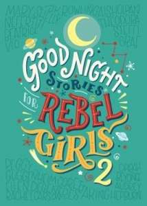 Good Night Stories for Rebel Girls 2 - £12.50 @ WH Smith