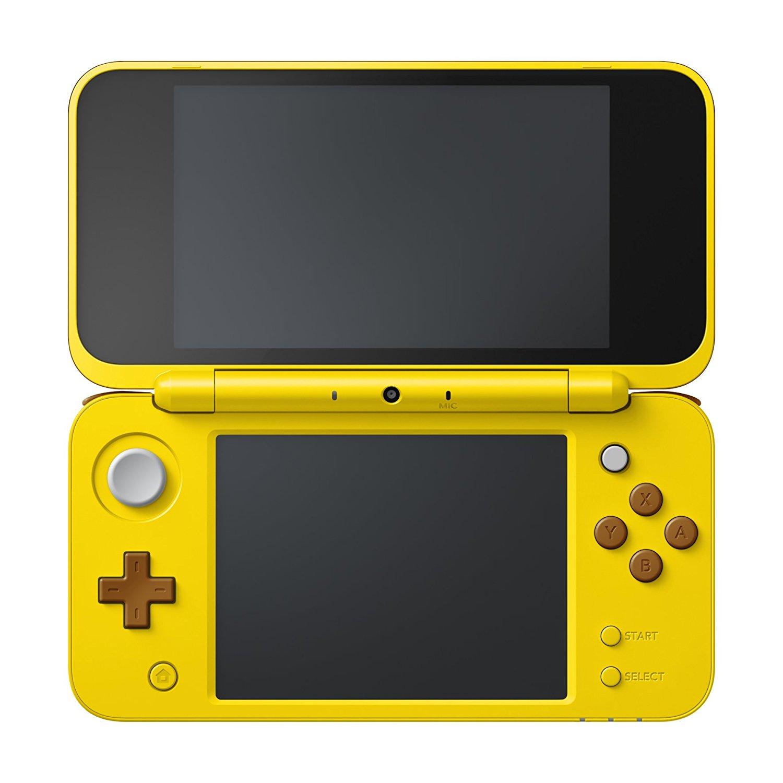 New Nintendo 2DS XL Pikachu Edition (3DS / 2DS) - £98.99 @ Grainger Games