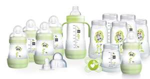 GP0015 Easy Start Anti-Colic Bottle Starter Set Large - £19.50 @ MAM Baby