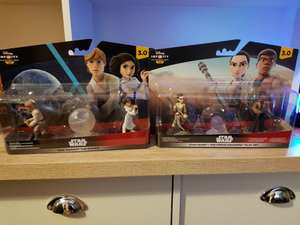 Star Wars Disney Infinity Sets - £2.99 instore @ Homebargains (Blackpool)