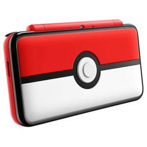 Nintendo 2DS XL Console Pokeball Edition - £98.99 - Grainger Games
