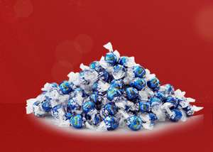 LINDOR Sea Salt Truffle 800-pc Case - £100 @ Lindt