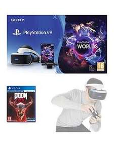 Playstation VR Starter Pack (Version 2) & Doom £258.99 @ Grainger Game