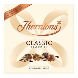 **POSTPONED** Thorntons classic collection 462g £2 at poundland from Today (9th march)