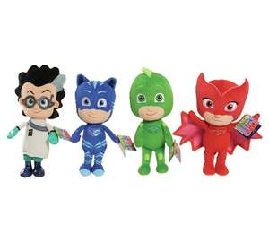PJ Masks plush now only £3.99 each at Argos (free C&C) Was £8.99