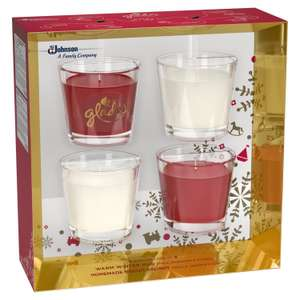 Glade Apple And Vanilla Candle Gift Set £2 in poundland​