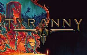PC : TYRANNY - COMMANDER EDITION Also possible 5 percent Facebook like code £8.55  (RPG, Adventure) Steam key