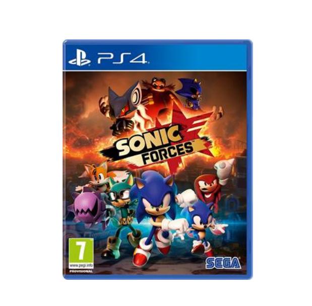 Sonic Forces PS4/ Xbox £17.99 (Prime) / £19.98 (non Prime) / £19.99 @ Game