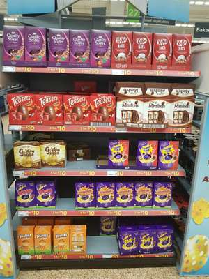 Asda easter deals uk 2018 asda easter eggs 3 for 10 negle