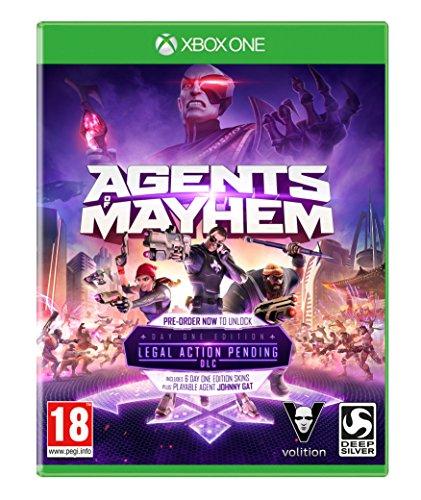 Agents of Mayhem Xbox One £6.46 Prime £8.45 Non Prime @ Amazon