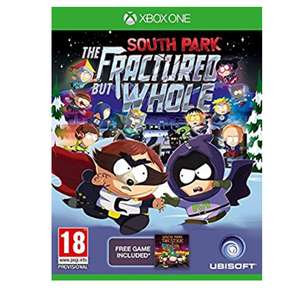 South Park: The Fractured But Whole (Xbox One) , £16.99 (pre-owned) / 19.99 (New) delivered @ Grainger Games