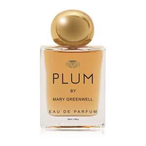 Mary Greenwell Plum Eau De Parfum 100ml Spray Free Try It First Sample  £19.50 + £2.99 delivery - Fragrance Shop