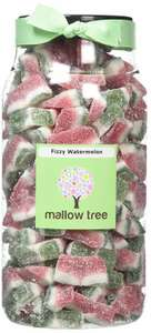 Mallow Tree Fizzy Watermelon Jelly sweets in a Gift Jar, 770g Amazon S&S £3.08