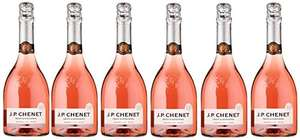 JP Chenet Light Sparkling Rose 75 cl Case of 6 (£16.80 Prime) - (£21.55 Non Prime) @ Amazon