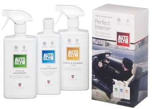 Autoglym interior car care kit ( and others see link ) @ B&Q C&C