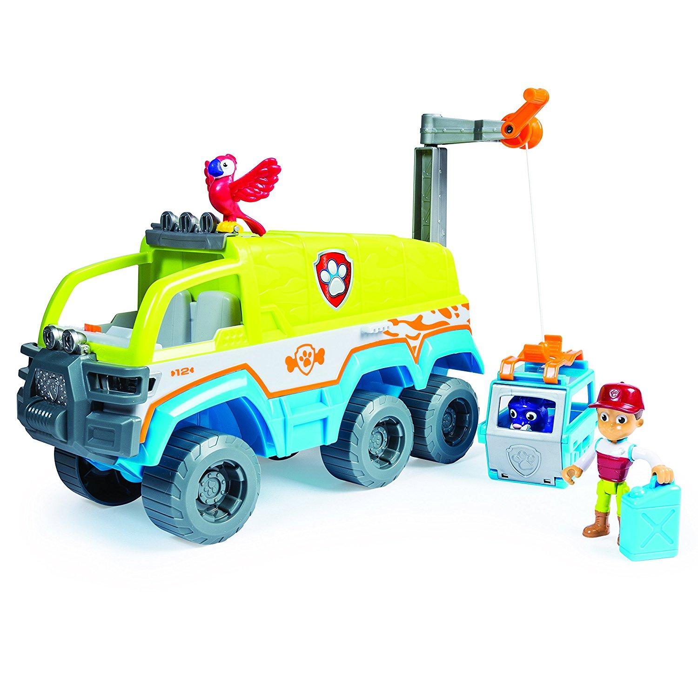 Paw Patrol Jungle Rescue Paw Terrain Vehicle Half Price £22.50 Del @ Amazon
