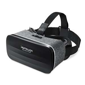 3D VR Glasses for 3D Movies and Games Compatible with All iOS & Android Smartphones for £6.99 prime / £10.28 non prime Sold by HTQ-UK and Fulfilled by Amazon.