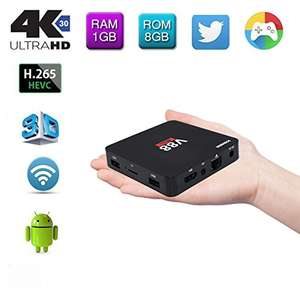 YAGALA V88 Mars Android 7.1 TV Box £21.99 Sold by YingFu and Fulfilled by Amazon.
