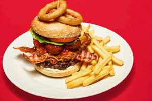 Frankie & Benny's A La Carte Dining & Drinks for 2 £19.95 @ Wowcher, Treat the Mother as its valid for Mother's Day Weekend