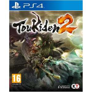 Toukiden 2 (PS4) £13.29 Delivered (Using Code) @ MyMemory