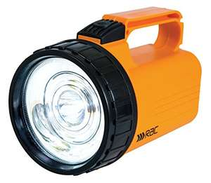RAC 3W Heavy Duty Lantern by RAC £10.12 delivered with prime / £14.87 non prime @ amazon