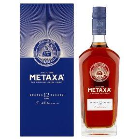 3 x Metaxa 12 Stars (£25 each) + £5 worth of groceries + Code -  £60 - (£5 quidco) @ Waitrose