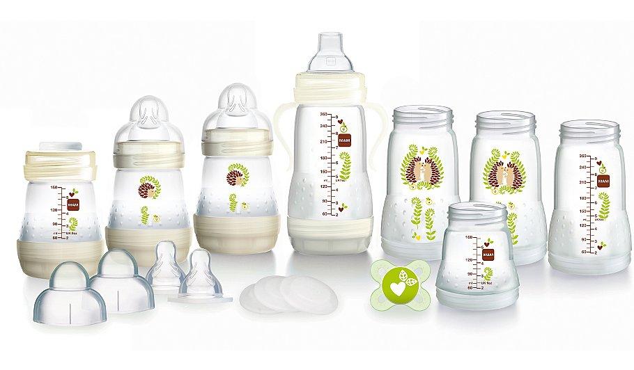 MAM Easy Start Bottle Starter Set reduced to £23 @ Asda online