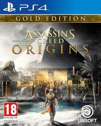 Assassins Creed Origins Gold Edition ps4 and xbox one £39.99 Grainger Games