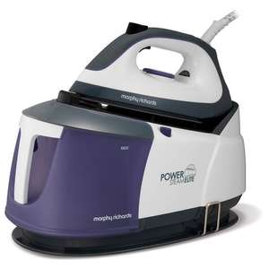 Morphy Richards 332008 Power Steam Elite Steam Generator was £184.99 now £114.99 Delivered w/code @ Co-op Electrical
