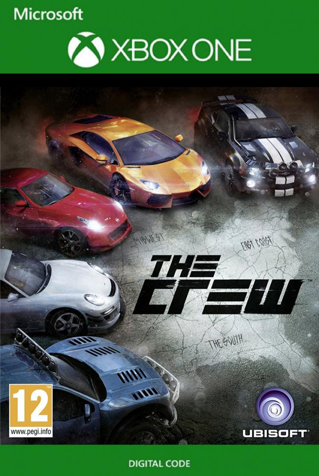 The Crew Xbox One £5.99 @ CdKeys