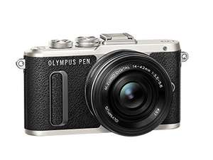 Olympus PEN E-PL8 Pancake Zoom Kit £404 @ Amazon (after applying voucher) - Prime exclusive