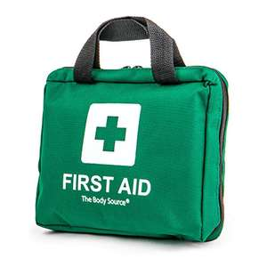 90 Piece Premium First Aid Kit Bag £11.99 prime / £16.74 non prime Sold by One Retail Group and Fulfilled by Amazon