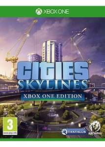 [Xbox One] Cities Skylines - £18.99 - Base