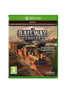 Railway Empire Xbox One / PS4 £24.99 @ Base.com