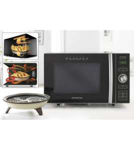 Daewoo KOC8HAFR 24 Litre Microwave with Airfryer Function £124.99 with code @ Studio