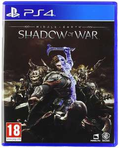 Middle Earth Shadow Of War (PS4) £18.99 like new @ Ebay via boomerang rentals