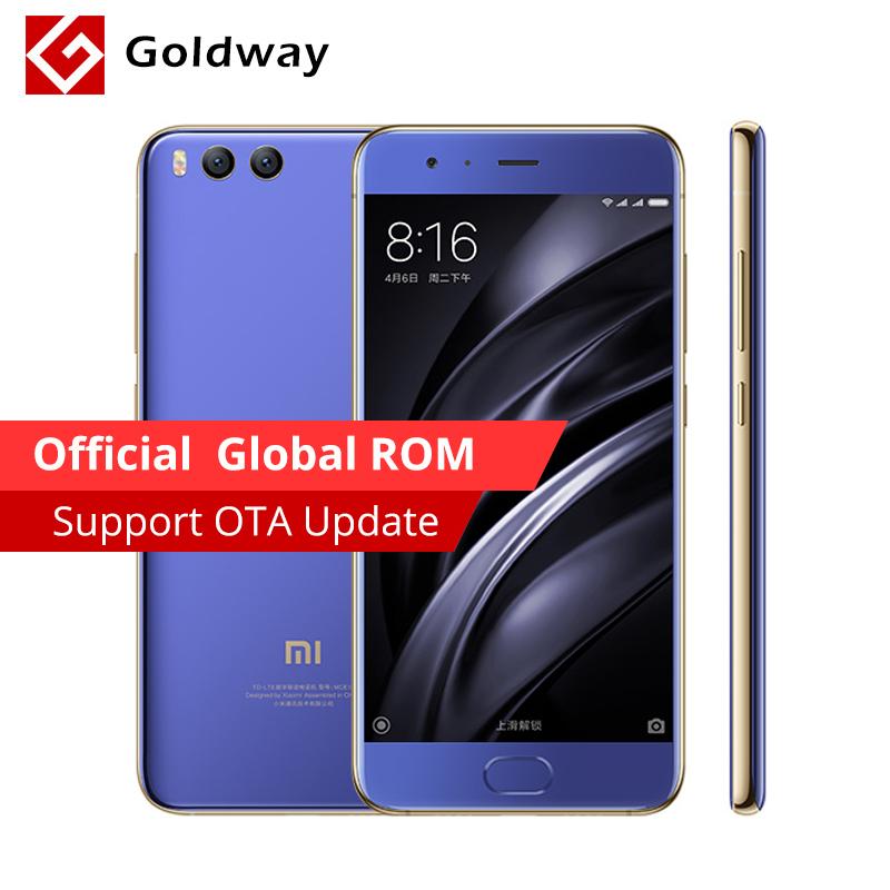 Original Xiaomi Mi6 Mi 6 4GB 64GB blue Snapdragon S835 Octa Core Android Mobile Phone 5.15 Inch 1920x1080 Dual 12.0MP 3340mah £262.71 @ aliexpress