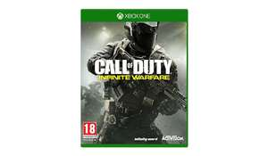 Call Of Duty: Infinty Warfare (2017) PS4 & Xbox £5 @ Asda Birmingham