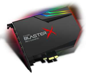 Sound BlasterX AE-5 and Sound Blaster Inferno headphones £103.99 @ Creative store with coupon