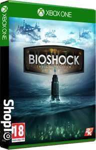 Bioshock The Collection for Xbox One £14.86 @ ShopTo
