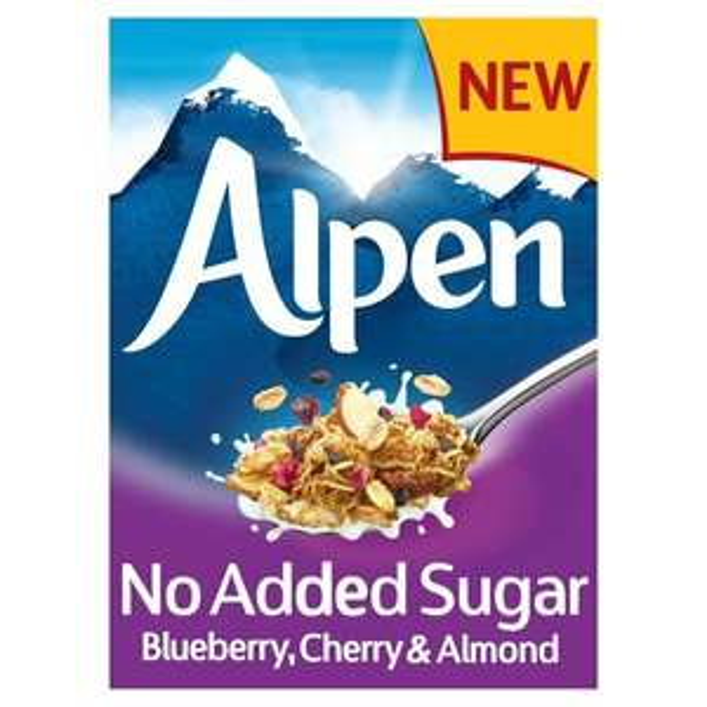 Alpen No Added Sugar Muesli - £2 @ Morrisons