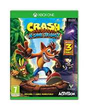 Crash Bandicoot N. Sane Trilogy (Xbox One/Switch) £27.85 @ Base