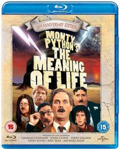 Monty Python's the Meaning of Life (30th Anniversary Edition) [Blu-ray] £5.40 delivered @ Zoom