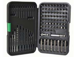 Hitachi 102 Piece Drill & Driver Bit set £8.99 delivered @FFX