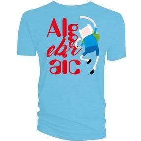 Adventure Time: T-Shirt: Finn Algebraic £4.99 (£1 delivery) @ Forbidden Planet