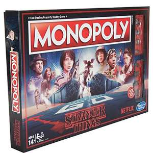 STRANGER THINGS Edition of Monopoly - £25.50 @ Amazon